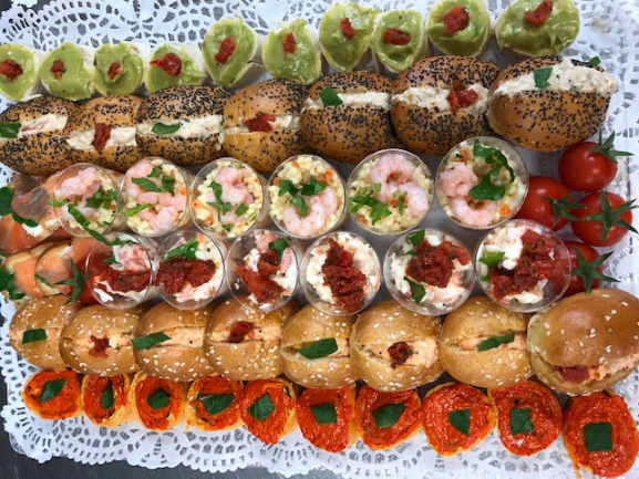 Plateaux tapas repas